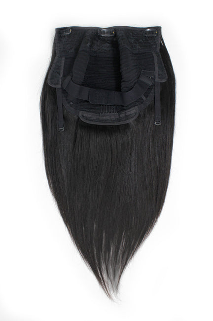 Virgin Brazilian Straight U-Part Bob Wig - True Glory Hair
