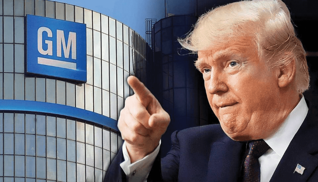 Trump presses GM, UAW to start talks now over closed Ohio plant