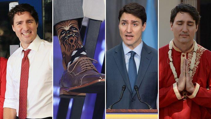 Trudeau's Hilarious Blackface Scandals Confirms It…