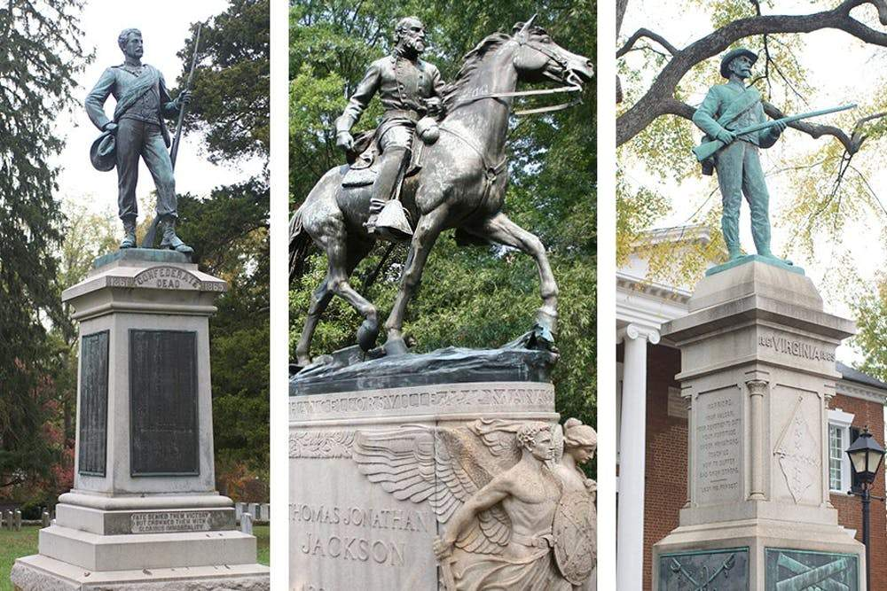Virginia Judge: Charlottesville Statues Must Stay, Period