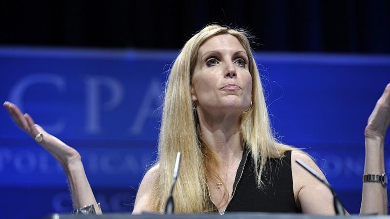 Ann Coulter DEMOLISHES Conservatism Inc.