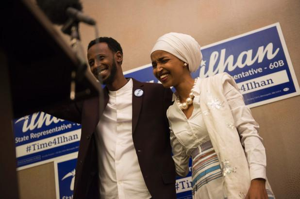 Ilhan Omar's Husband Wants A Divorce After Affair Bombshell