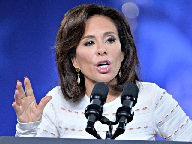 Judge Jeanine Pirro Getting Censored From Both Sides