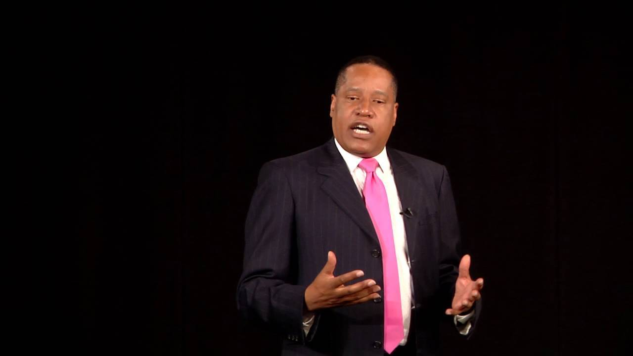 Larry Elder Decimates Race-Baiters In Cancel Culture