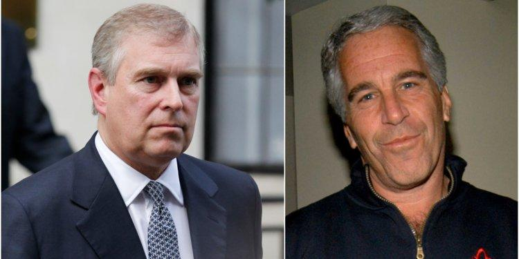 Eyes Shift To The U.K.'s Prince Andrew In Epstein's Absence