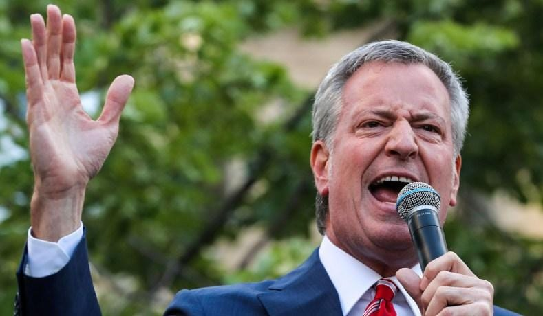 "De Blasio's Priorities: ""Desegregation"", Illegals, Drag Queens, & Abortion"