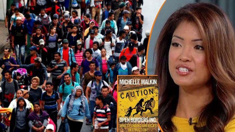 Michelle Malkin Follows The $$ Behind Open Borders