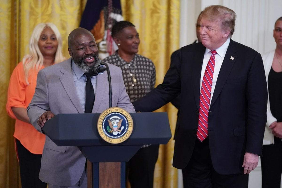 Trump Calls for New Focus on Finding Jobs for Former Prisoners