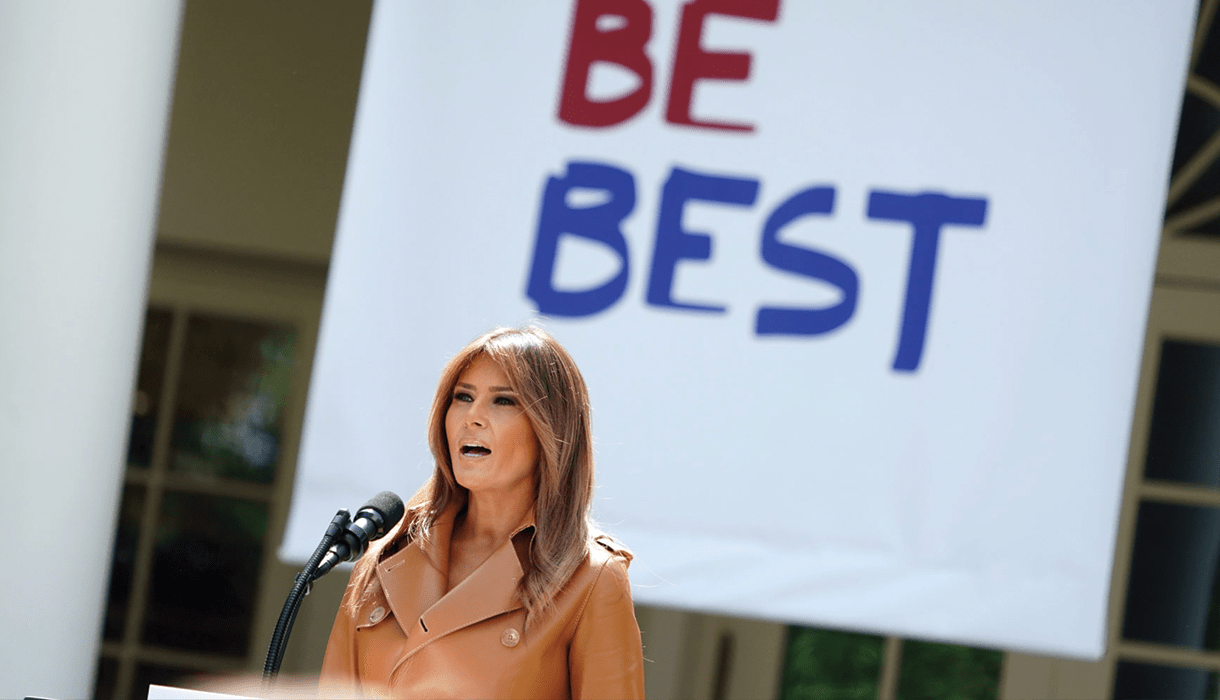 First Lady Melania Trump to Travel on a Three-State Tour to Promote Be Best