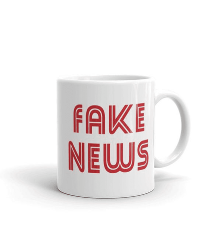 CNN Fake News Coffee Mug