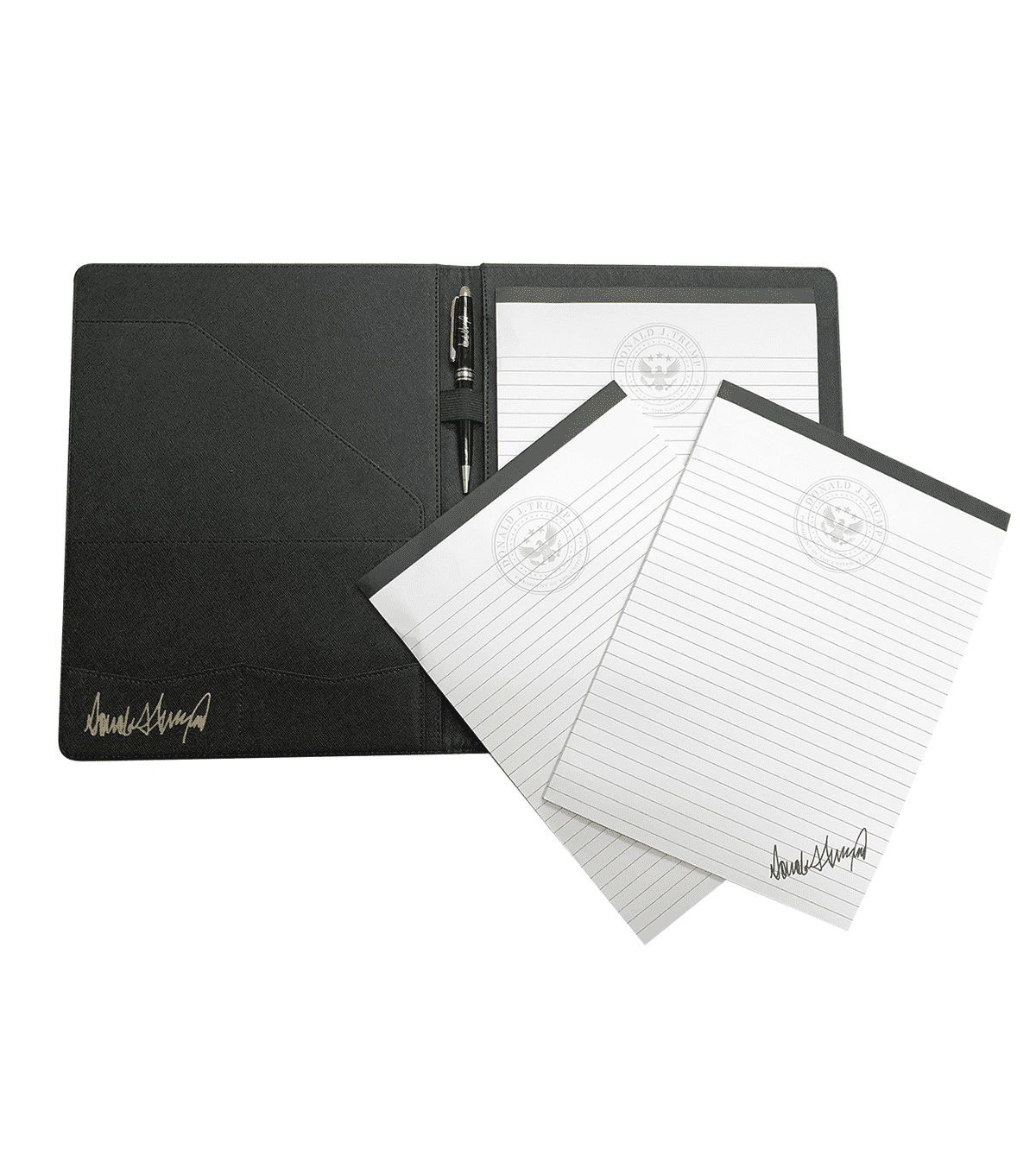 Presidential Pad Folio Set