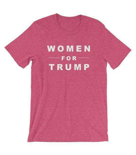 Women For Trump Unisex T-Shirt