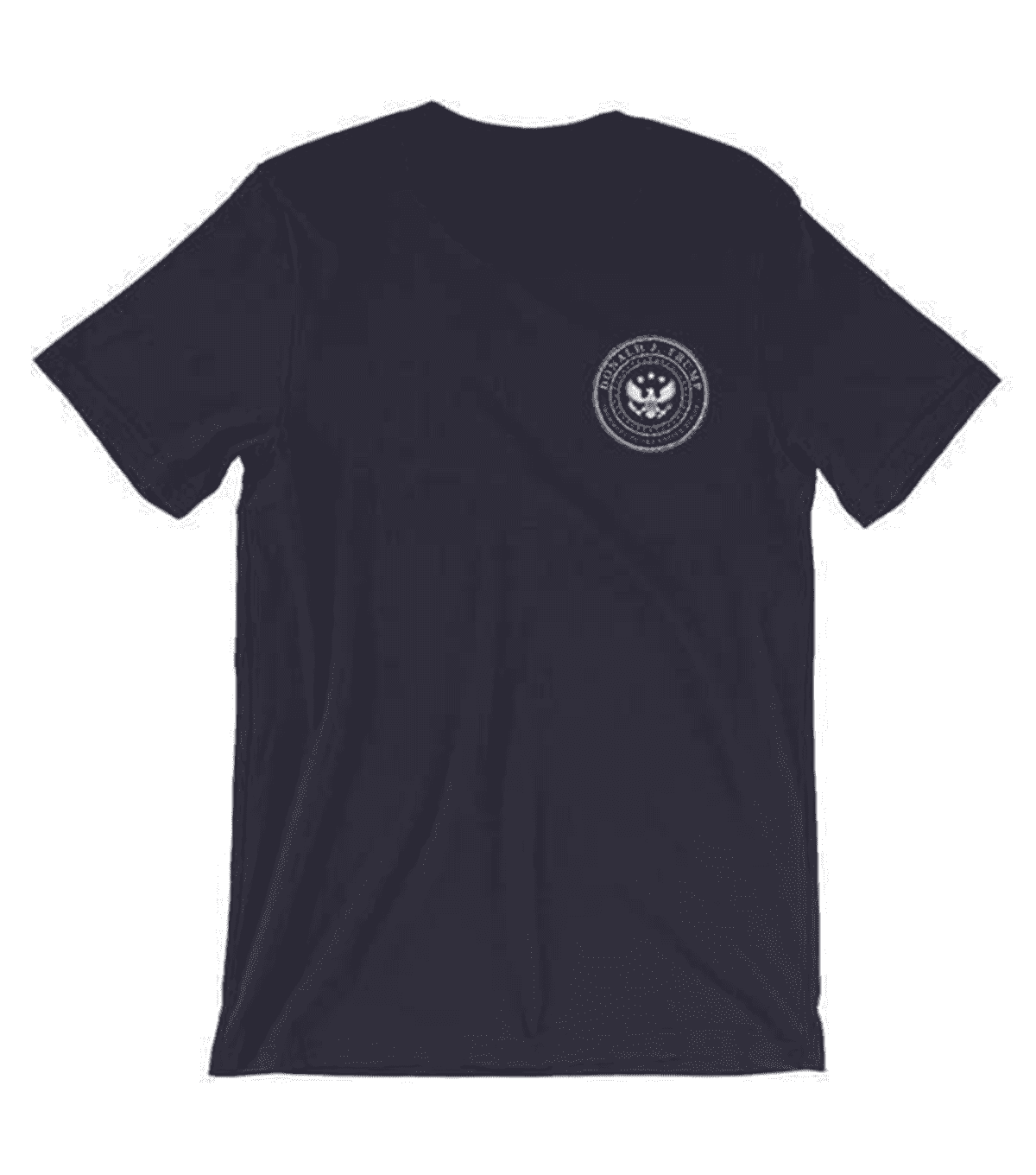 Navy & White Presidential T-Shirt