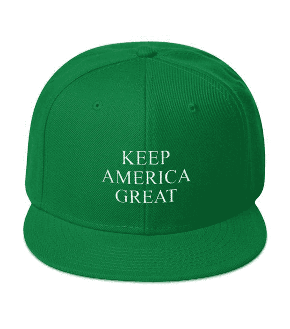 St Patrick's Day Special Keep America Great Hat