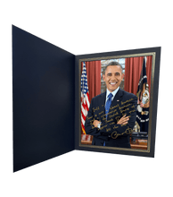 Load image into Gallery viewer, Barack Obama Personalized Portrait