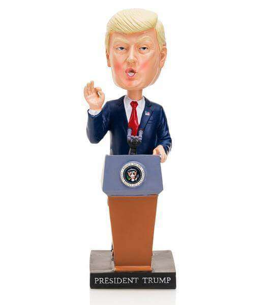 President Donald J. Trump Collectible Bobblehead