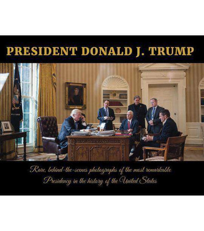 Donald J. Trump Limited Edition Photo Book