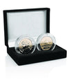 President Donald J. Trump 24k Gold Coin Set