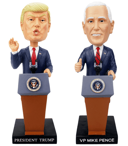Special Edition Trump/Pence Bobblehead 2-Pack