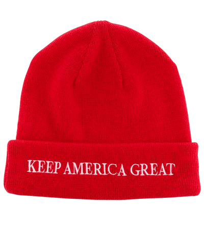 Keep America Great Beanie