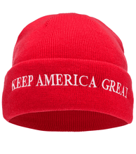Load image into Gallery viewer, Keep America Great Beanie