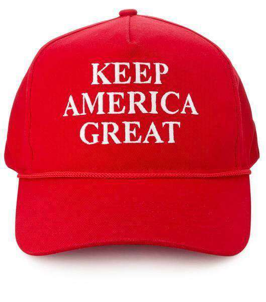 Keep America Great Hat Special