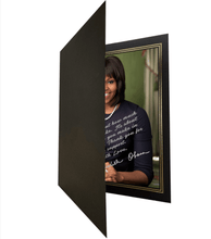 Load image into Gallery viewer, Michelle Obama Personalized Portrait