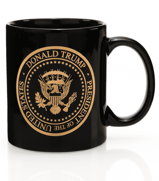 Donald J. Trump Presidential Coffee Mug