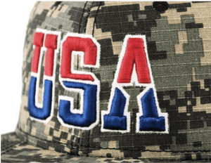 FREE USA Military Camouflage Hat