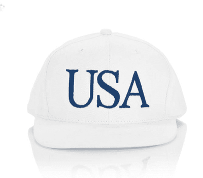 FREE President Trump White USA Hat