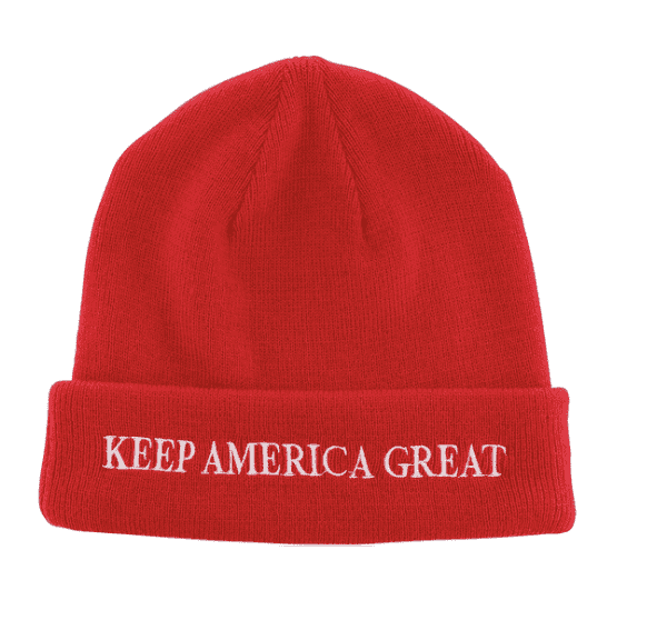 FREE Keep America Great Beanie