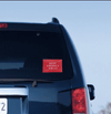 Keep America Great Red Sticker Decal 2-Pack
