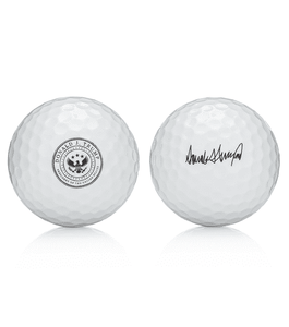 Donald J. Trump Signature Performance Golf Balls