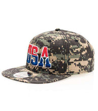 USA Military Camouflage Hat