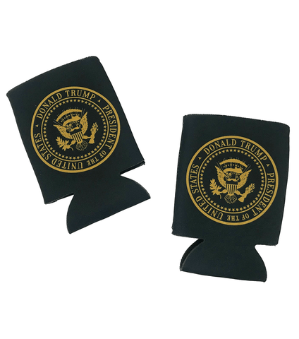 Presidential Seal Beverage Coolers - Set of 2