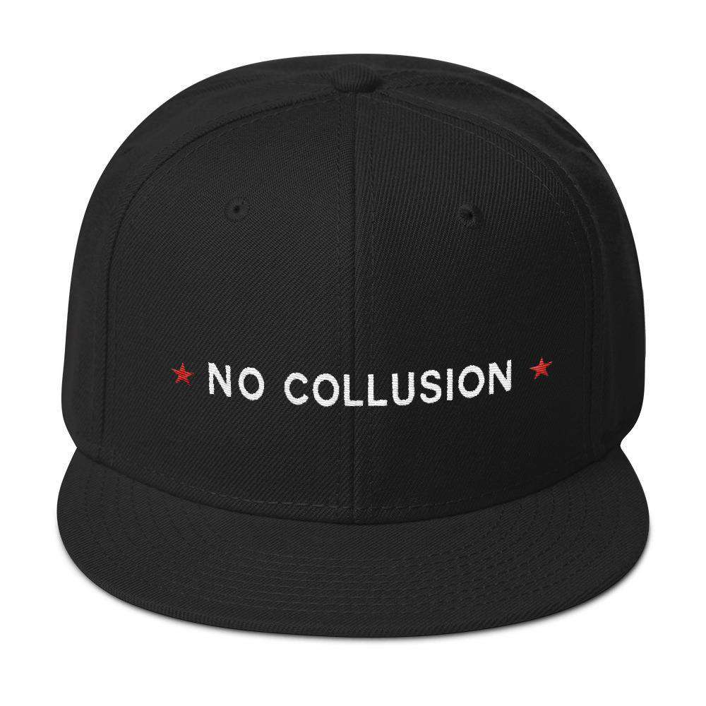 No Collusion Snapback Hat