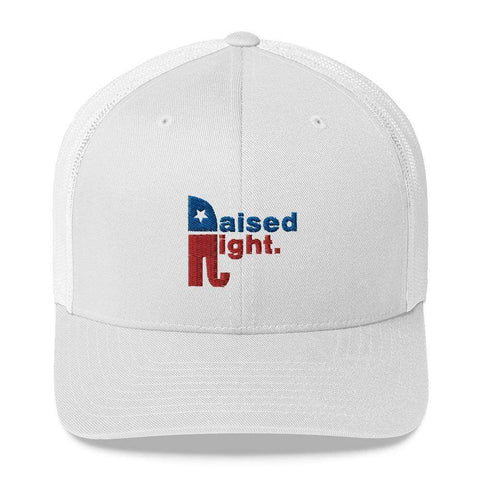 Raised Right Trucker Cap