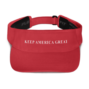 Keep America Great visor