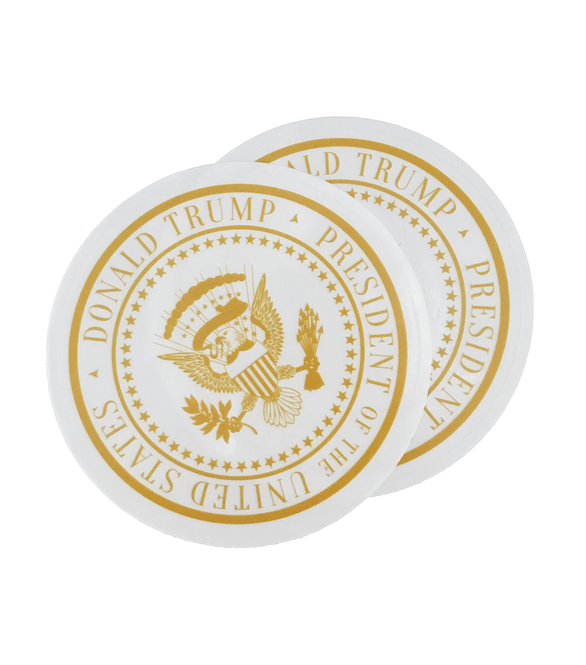 Presidential Seal Sticker Decal 2-Pack