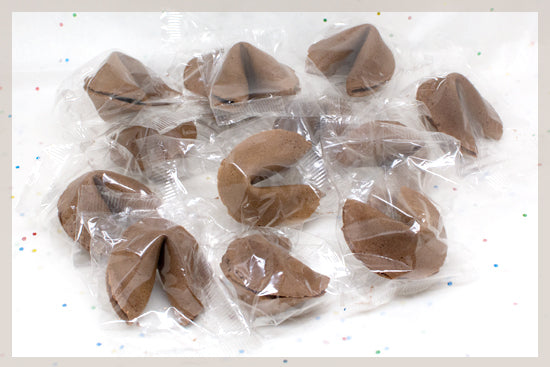 500 Chocolate Fortune Cookies