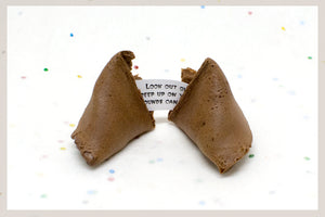 350 Chocolate Fortune Cookies