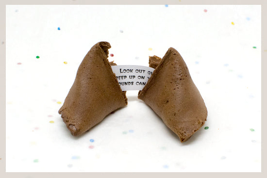 900 Chocolate Fortune Cookies