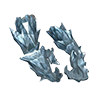 Glacial Gauntlets Raw Material