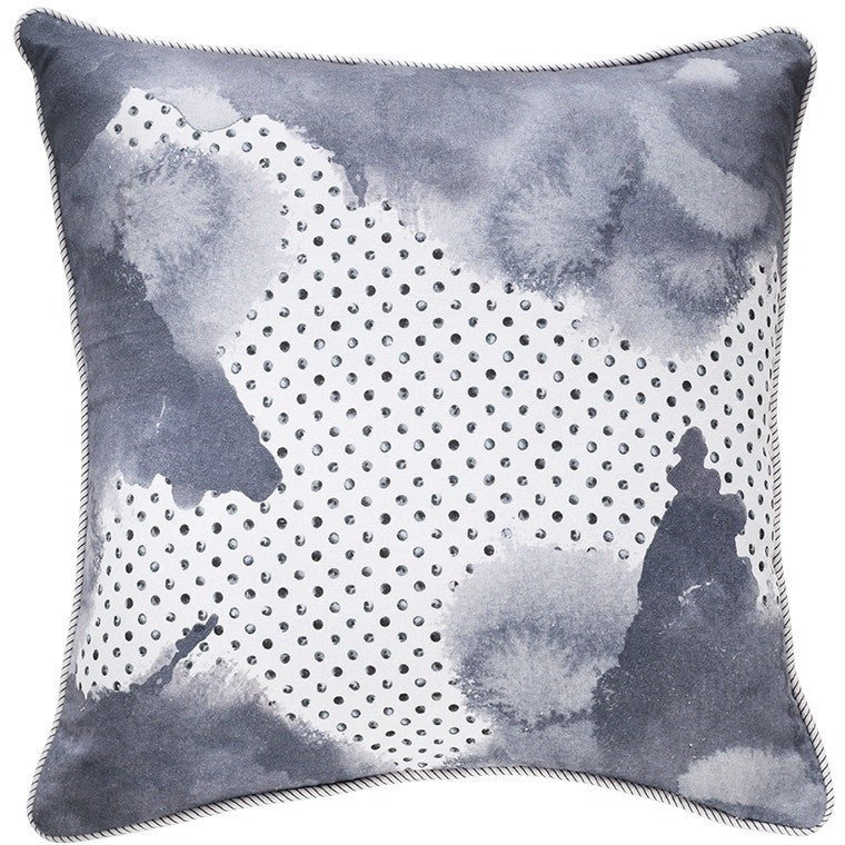 Indigo Bliss Decorative Cushion