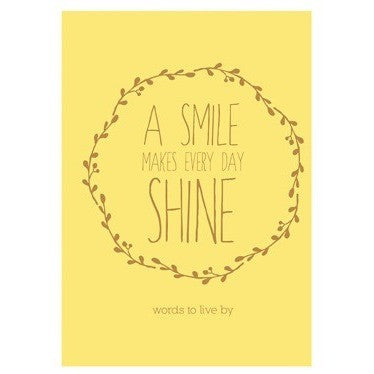 Smile Makes Every Day Shine, A