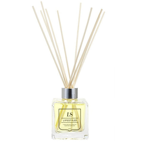 Tiger Orchid & Apricot Diffuser