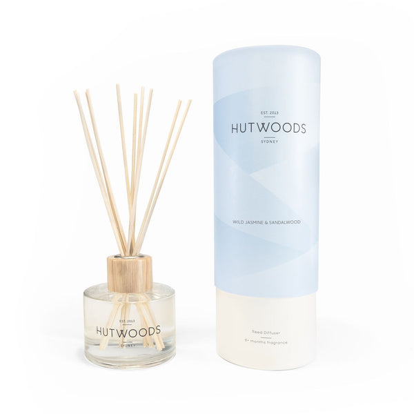 Wild Jasmine and Sandalwood Diffuser