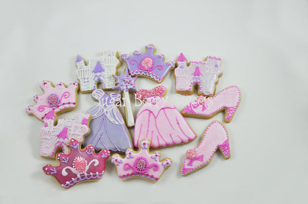 Princess Birthday Party - One Dozen