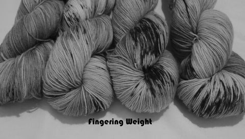 Fingering weight/4ply/4ply style yarn