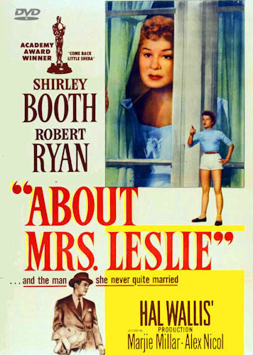 About Mrs. Leslie (DVD)
